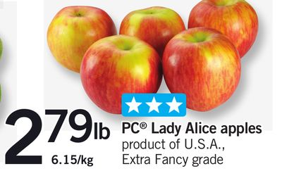 PC Lady Alice Apples
