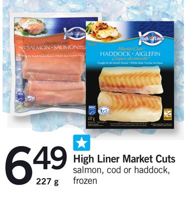 High Liner Market Cuts - 227 g