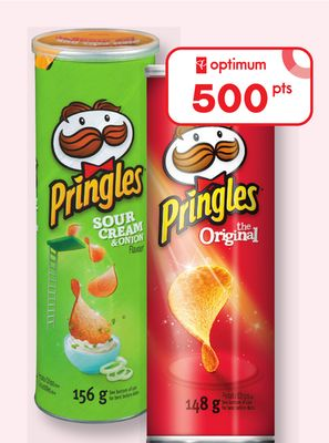 Pringles Chips - Tortillas Or Crisps 120-182 g
