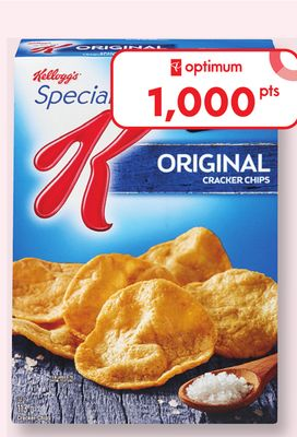 Special K Cracker Or Popcorn Chips - 113/127 g