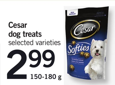 Cesar Dog Treats.150-180 g