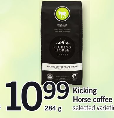 Kicking Horse Coffee - 284 g