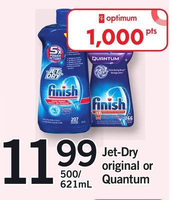 Jet-dry Original Or Quantum - 500/ 621ml