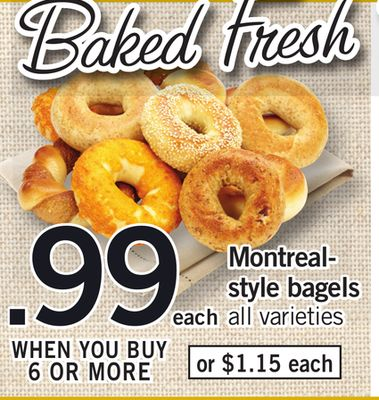 Montreal- Style Bagels