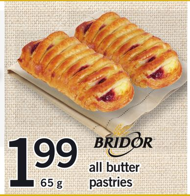 All Butter Pastries - 65 g