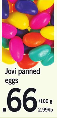 Jovi Panned Eggs