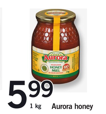 Aurora Honey - 1 Kg