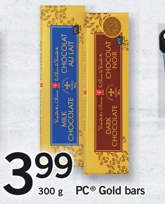 PC Gold Bars - 300 g