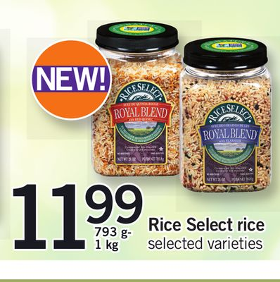 Rice Select Rice - 793 G- 1 Kg