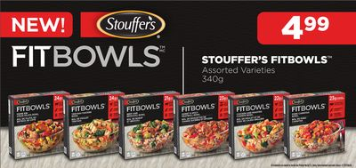 Stouffer's Fitbowls - 340 g
