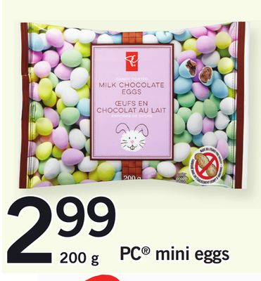 PC Mini Eggs - 200 g