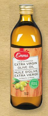 Emma Extra Virgin Olive Oil - 1 L