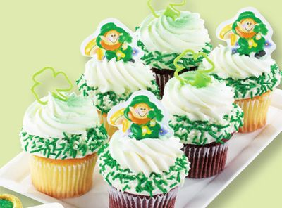 In-store Cupcakes - Pkg of 6