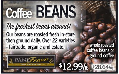 Whole Roasted Coffee Beans Or Ground Coffee