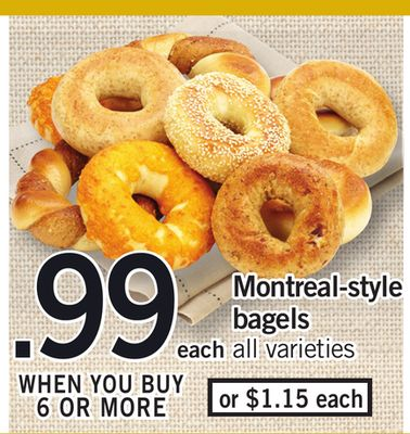 Montreal-style Bagels