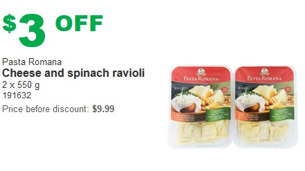 Pasta romana cheese and spinach on sale for Pasta romana