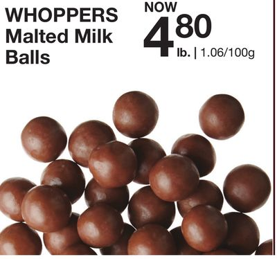 Whoppers Malted Milk Balls