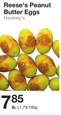 Hershey's Reese's Peanut Butter Eggs