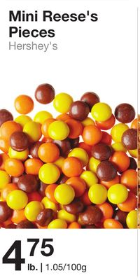 Hershey's Mini Reese's Pieces