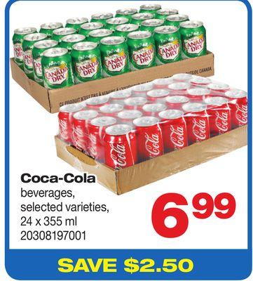 Coca-cola Beverages - 24 X 355 ml