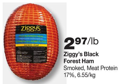 Ziggy's Black Forest Ham