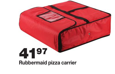 Rubbermaid Pizza Carrier