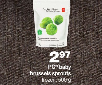 PC Baby Brussels Sprouts - 500 g