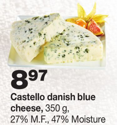Castello Danish Blue Cheese - 350 g