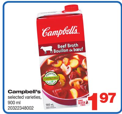 Campbell's - 900 Ml