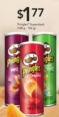 Pringles Superstack - (148 g - 156 G)
