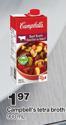 Campbell's Tetra Broth - 900 mL