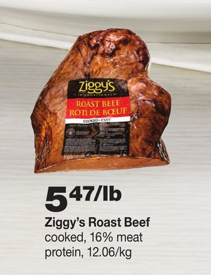 Ziggy's Roast Beef