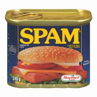 Spam's maker, Hormel Foods Corp., reported last week that it saw strong sales of Spam in the second quarter, helping push up its profits 14 percent. According to sales information coming from Hormel, provided by The Nielsen Co., Spam sales were up percent in the week period ending May 3, compared to last year.