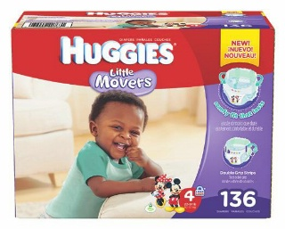 I prefer the Huggies Lil Movers over the Pampers Cruisers. But for nighttime diapers, I prefer the Pampers Extended Protection (I think is the name) over the Huggies Overnites. I have had problems with the Huggies Overnites leaking with my chunky guy.