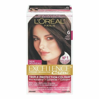 loral excellence preference or root cover up hair colour - Creme Colorante
