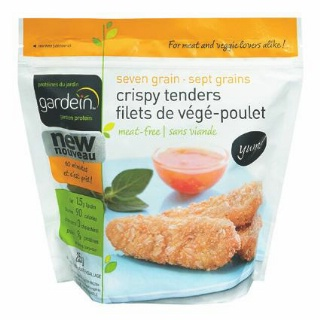 Gardein meat free entrees