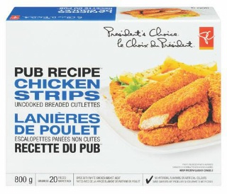 PC Chicken Strips or Nuggets