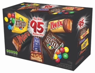 Mars Chocolate Variety Fun Size