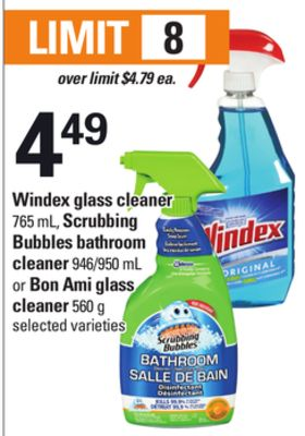 Scrubbing Bubbles Bathroom Cleaner 20163249