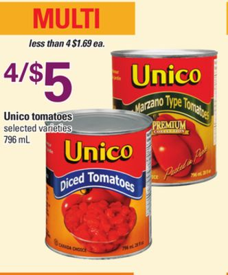 Unico Tomatoes - 796 mL