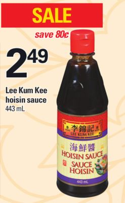 Lee Kum Kee Hoisin Sauce - 443 mL