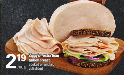 Ziggy's Extra Lean Turkey Breast