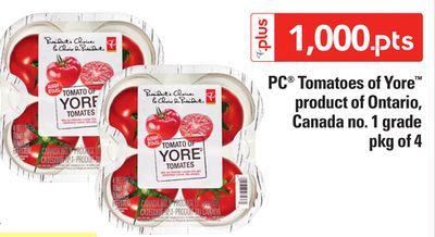 PC Tomatoes Of Yore - Pkg of 4
