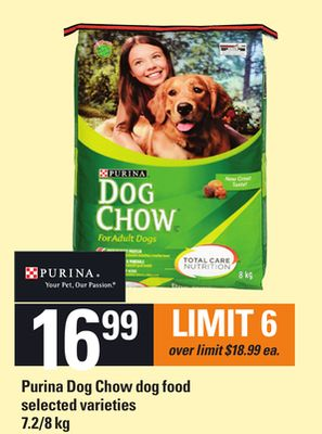 Purina Dog Chow Dog Food