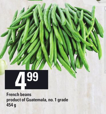 French Beans - 454 g