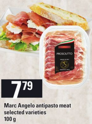 Marc Angelo Antipasto Meat - 100 g