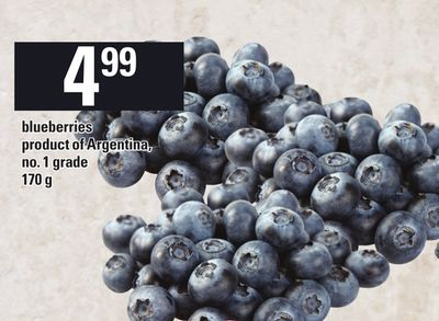Blueberries - 170 g