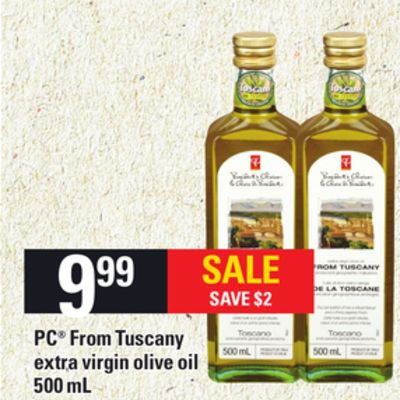 PC From Tuscany Extra Virgin Olive Oil - 500 Ml