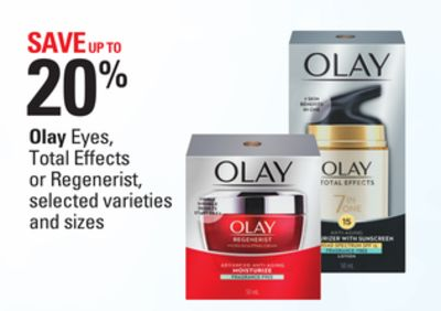 Olay Eyes - Total Effects Or Regenerist