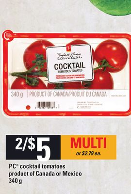 PC Cocktail Tomatoes - 340 g